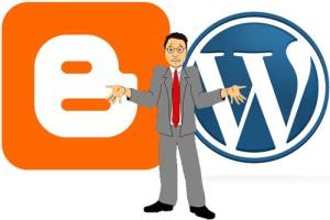 Wordpress vs. Blogger Web Hosting